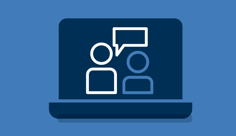 Learning Lunch: Das digitale Bewerbungsgespräch mit Auszubildenden – Ideen und Ansätze für ein gelingendes Kennenlernen